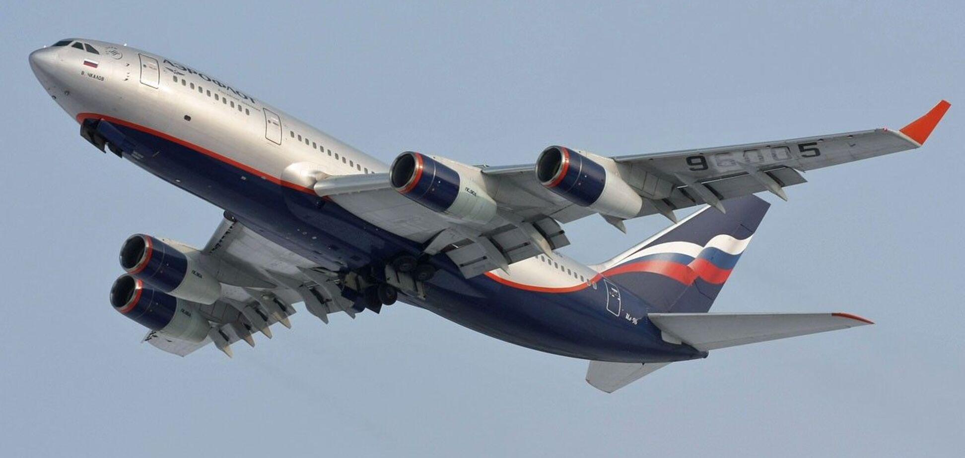Журналист раскрыл тайну 'кокаинового самолета' России