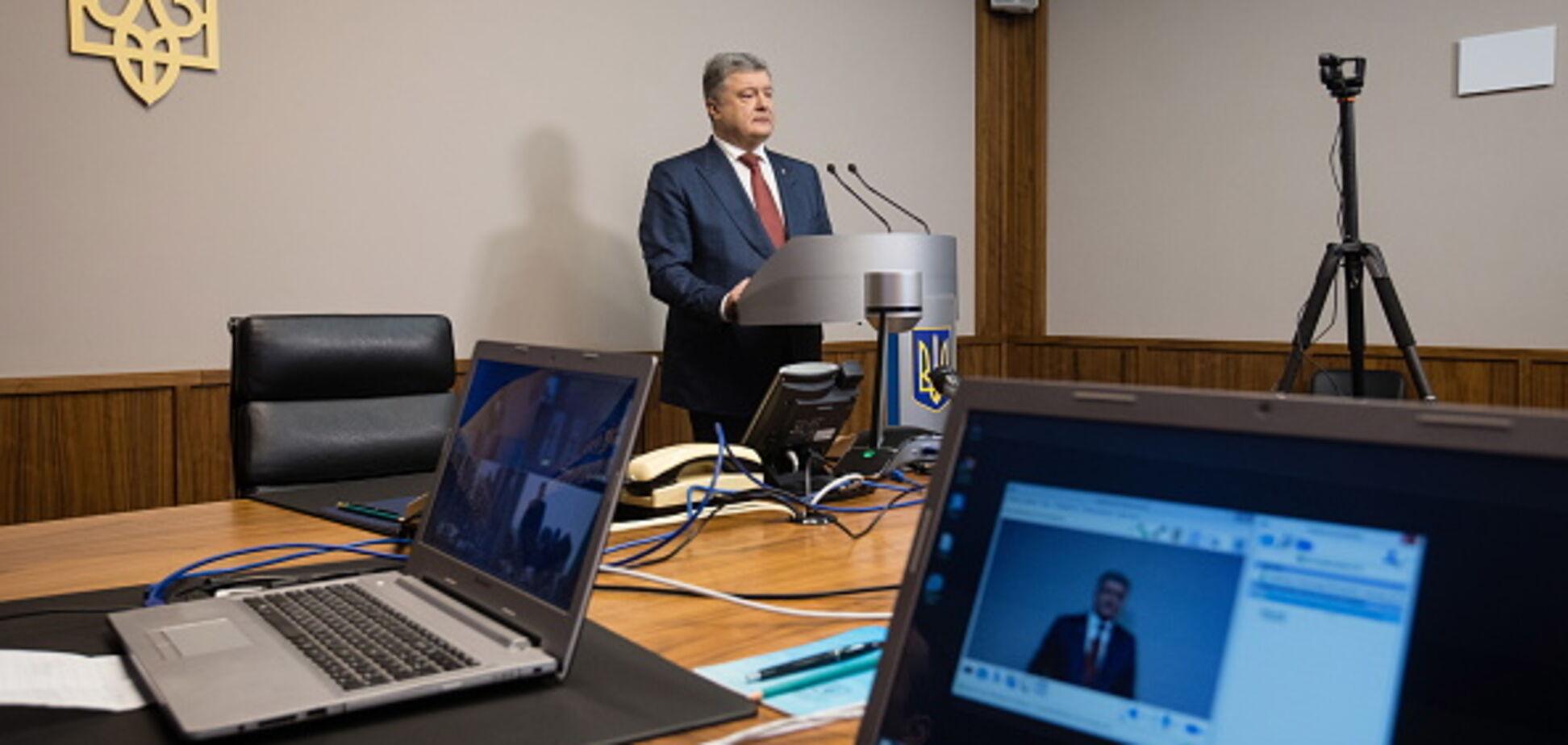 Держзрада Януковича: суд відмовився допитувати Порошенка і Матіоса