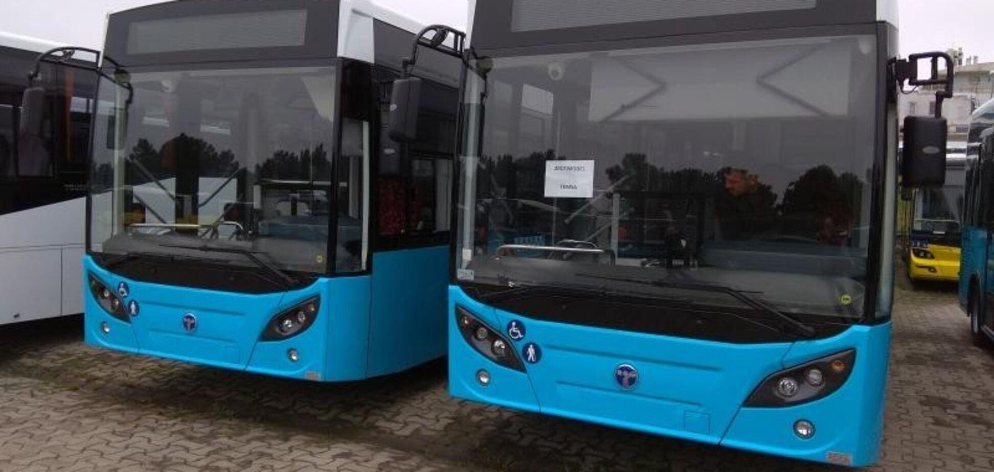 З камерами і 'Євро-6': Львів має намір закупити турецькі автобуси
