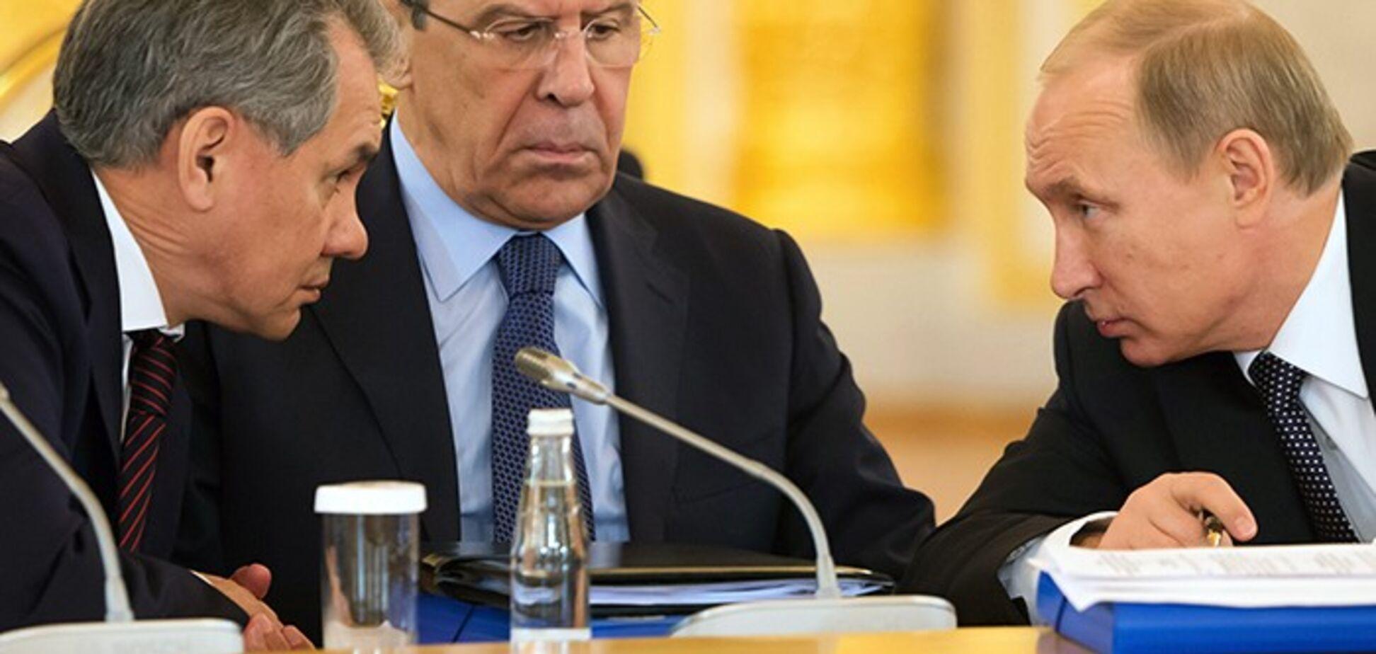 Очередное подтверждение: Россия - мафиозное государство