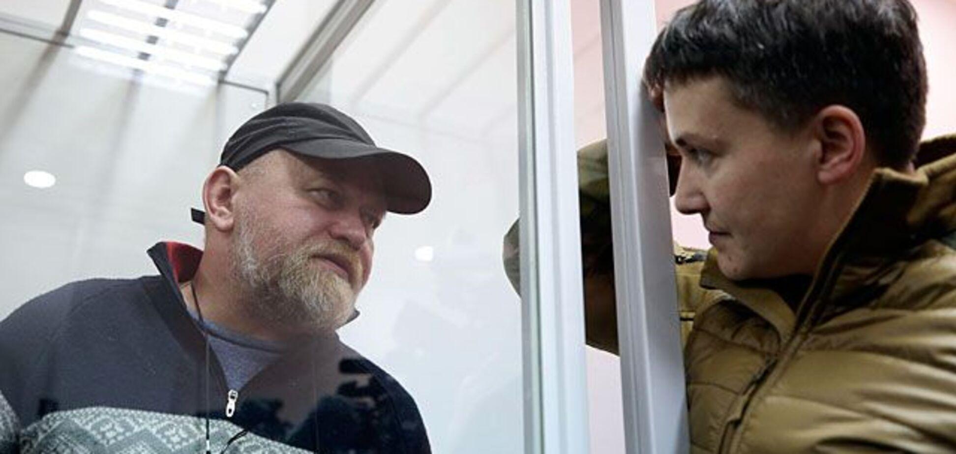 Надія Савченко: всі ми масово вс*алися