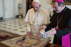 Папа Франциск міг би увійти до нормандського формату - посол Ватикану