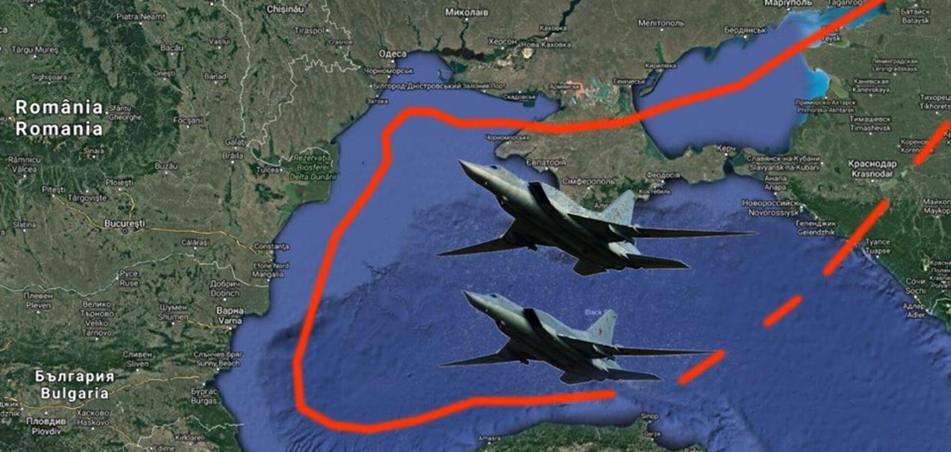 Росія відправила винищувачі і бомбардувальники до кордонів України