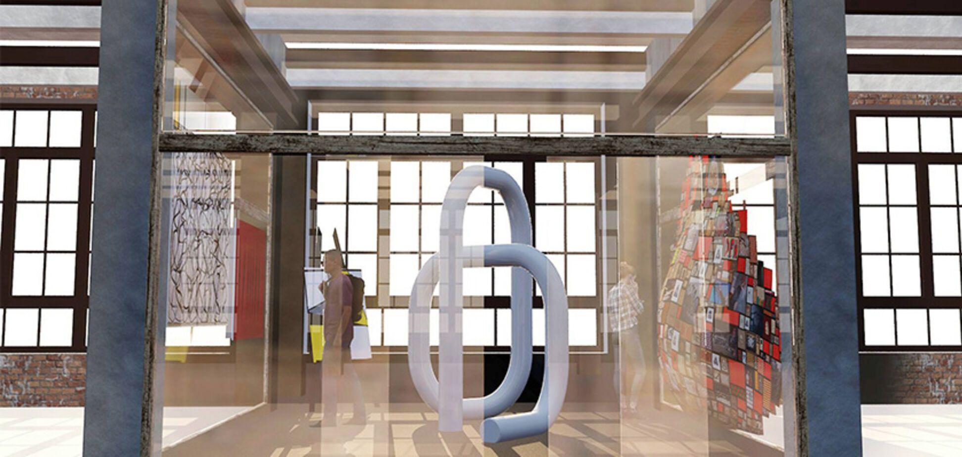 В Киеве откроются стеклянные студии для художников