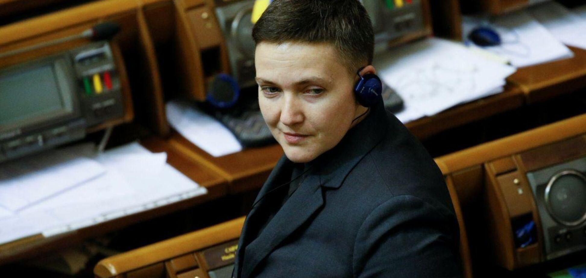 Психиатр ответил на вопрос, вменяема ли Савченко