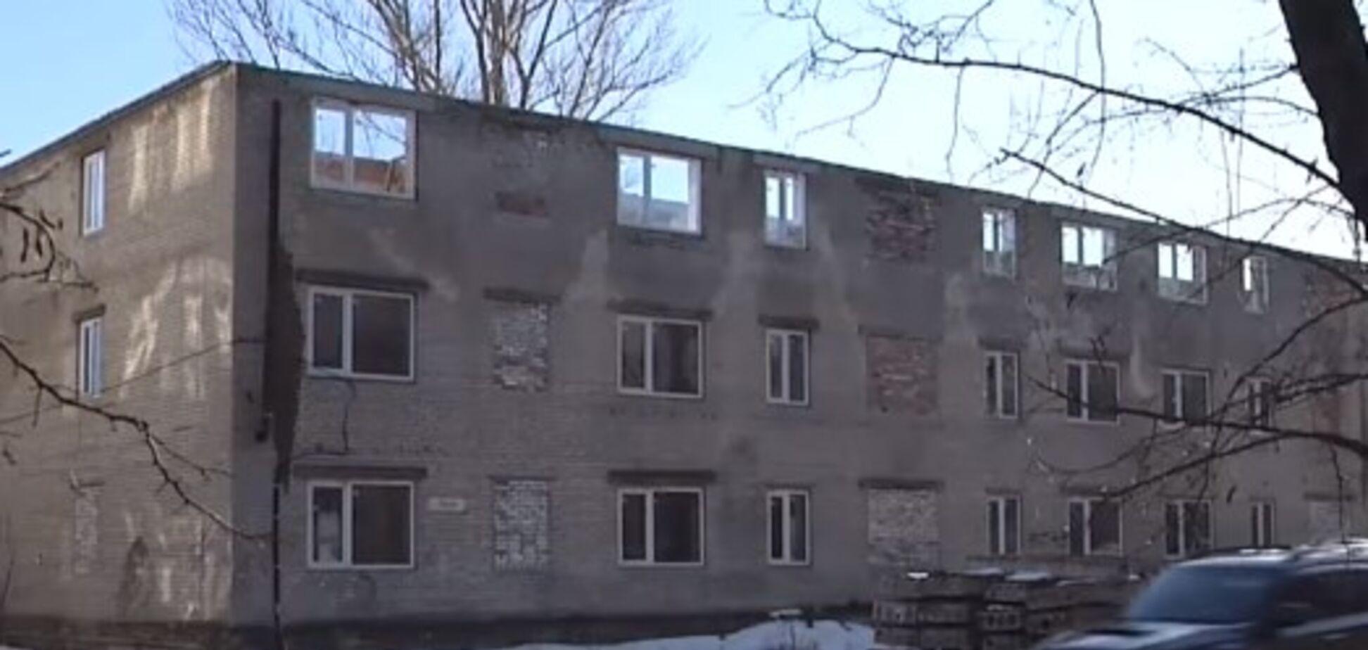У Слов'янську чиновники три роки не можуть побудувати житло для переселенців за гроші ЄС