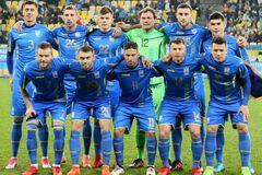 Розпочався другий тайм! Україна - Саудівська Аравія: онлайн-трансляція матчу