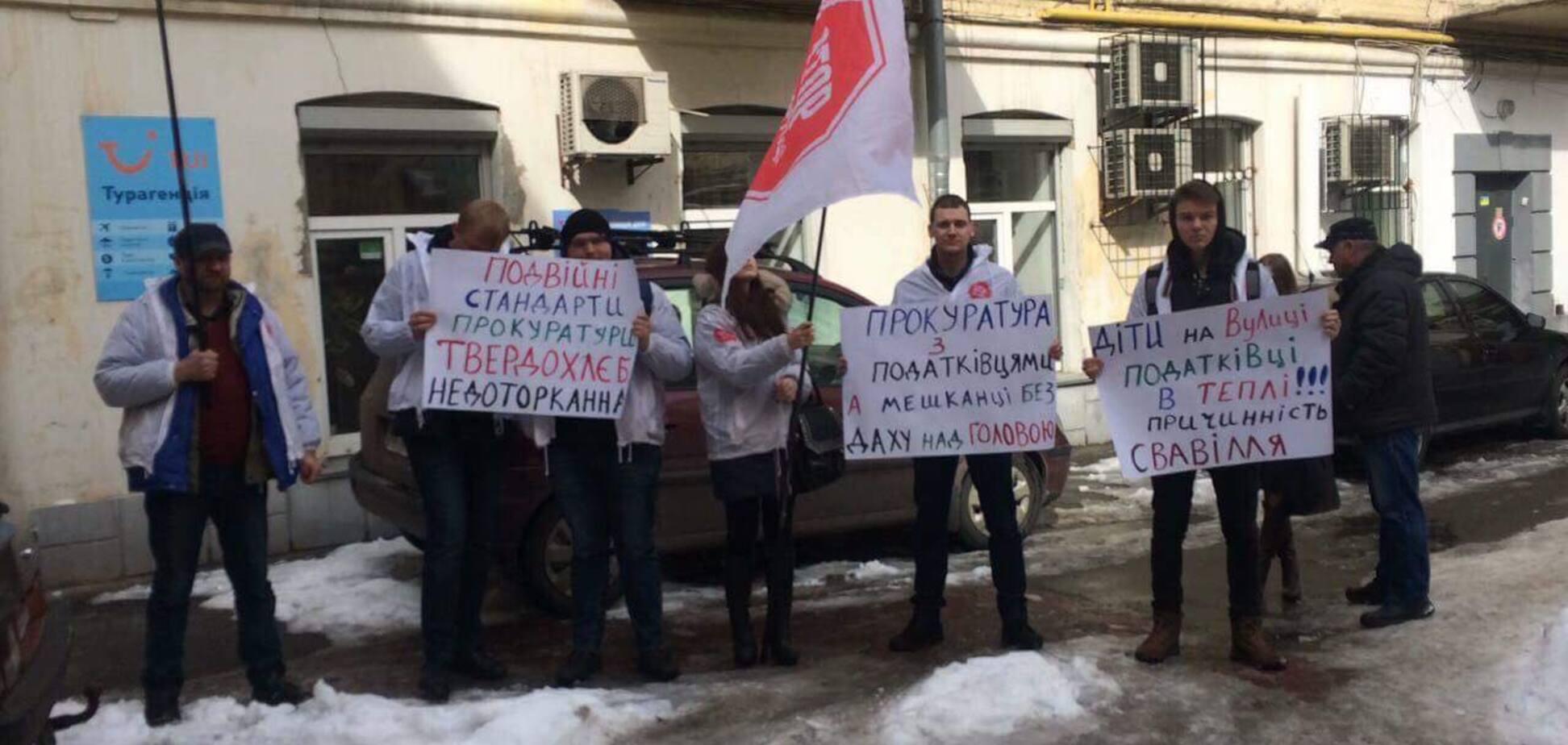 Захват общежития в Киеве: появились детали дела