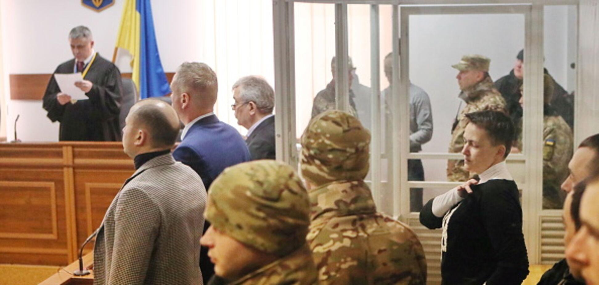 'Могу сказать о пленных': Савченко рассказала о приглашении в Россию