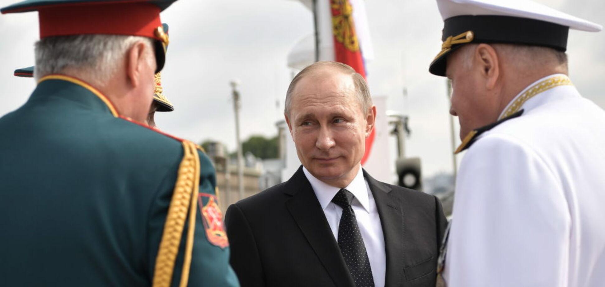 На смену Путину идет новое поколение