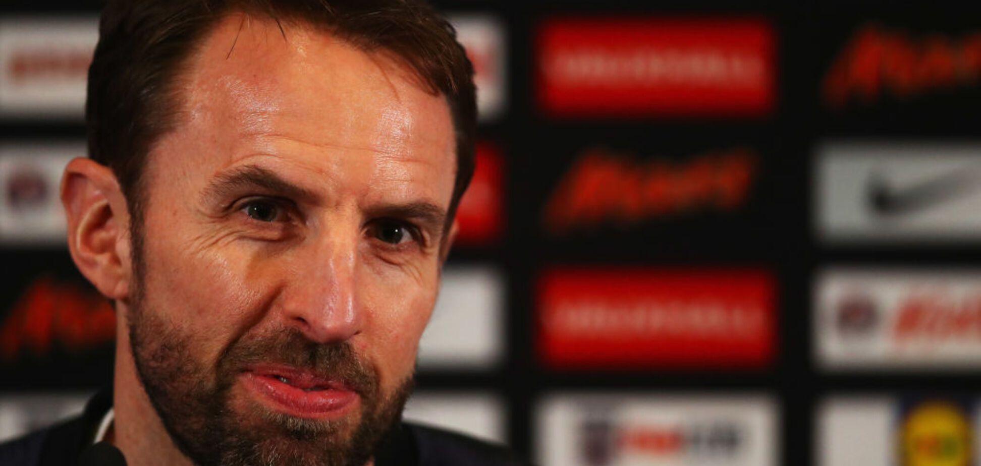 Плевать: главный тренер сборной Англии высказался о бойкоте ЧМ-2018