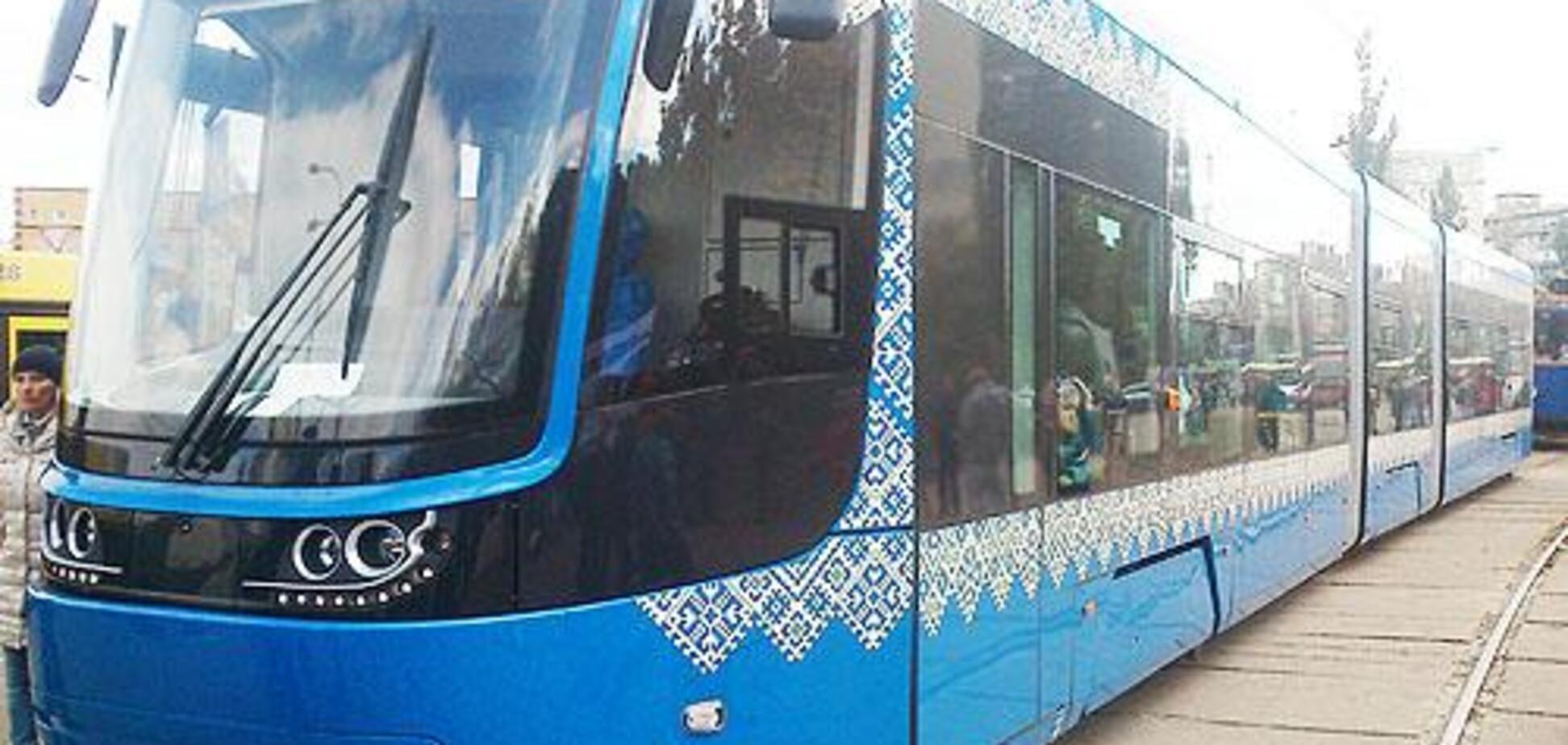 Київ закупить нові трамваї та автобуси
