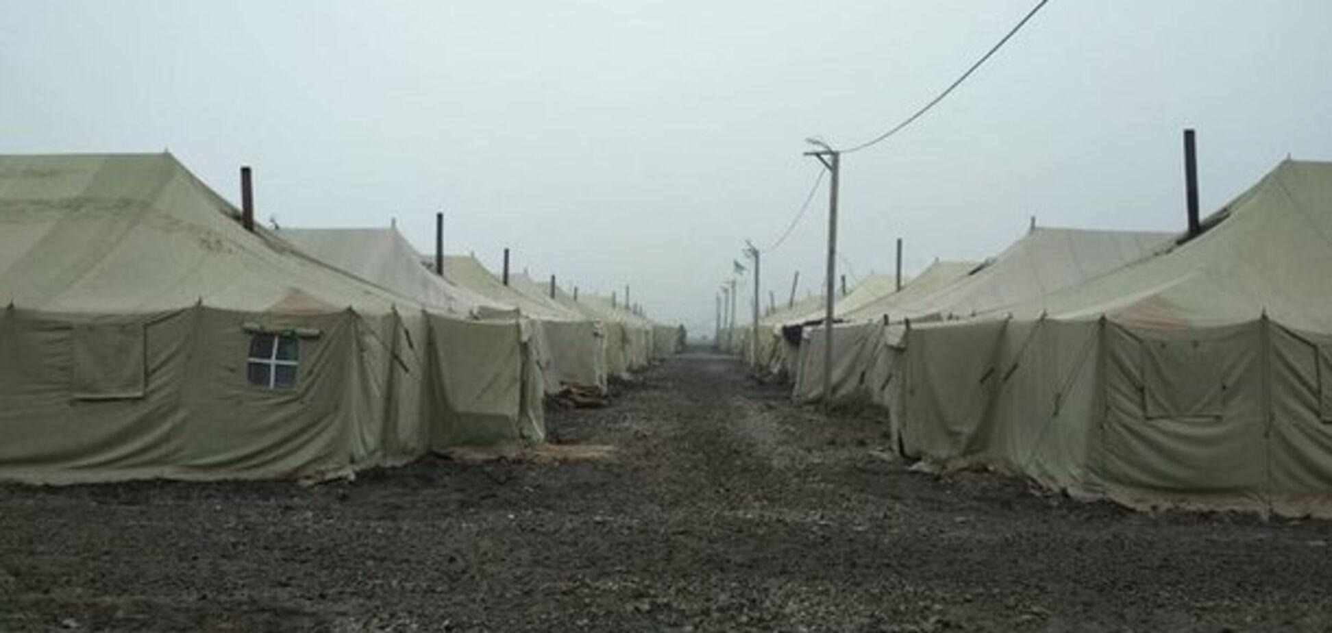 На полігоні 'Широкий Лан' сталвся інцидент з військовими