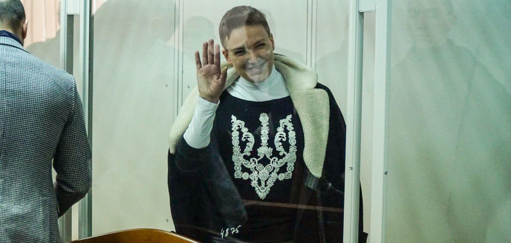 Стало відомо, як проходить голодування Савченко