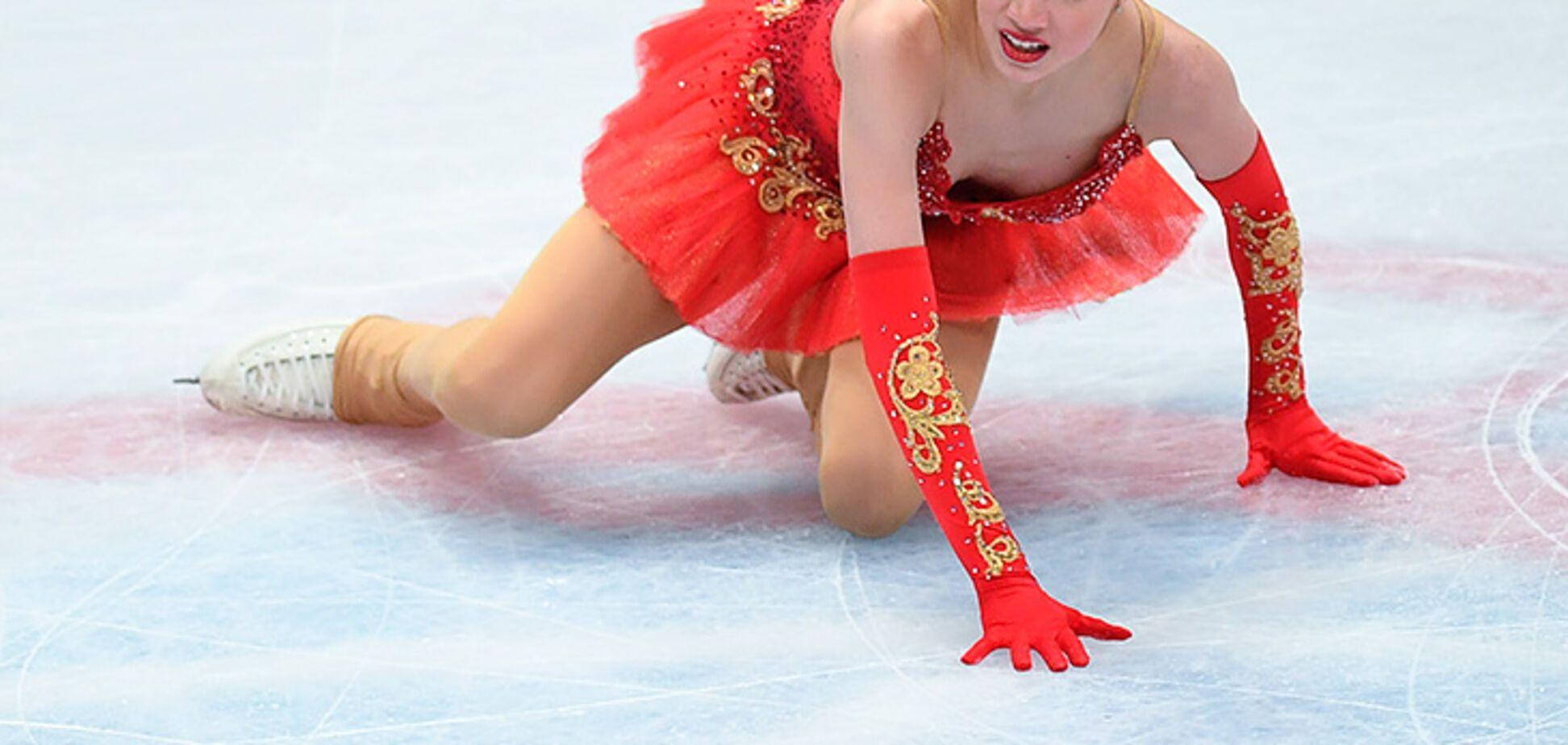 15-летняя олимпийская чемпионка, с которой нарушил закон Путин, опозорилась на ЧМ