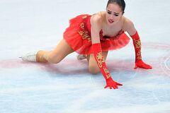 15-річна олімпійська чемпіонка, з якої порушив закон Путін, зганьбилася на ЧС