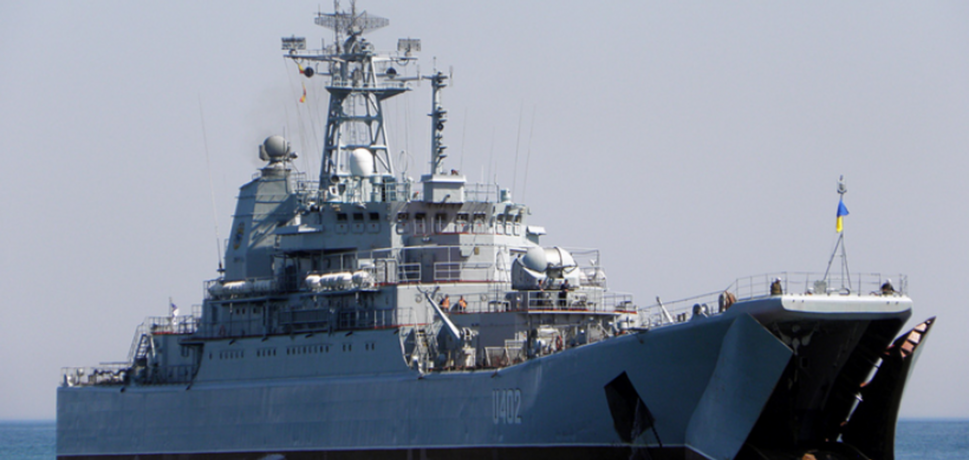 В России огрызнулись на заявление Украины по Крыму