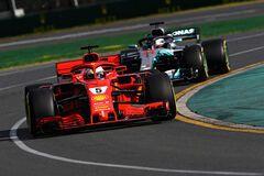 Формула-1: невероятное стечение обстоятельств принесло победу Ferrari на Гран-при Австралии