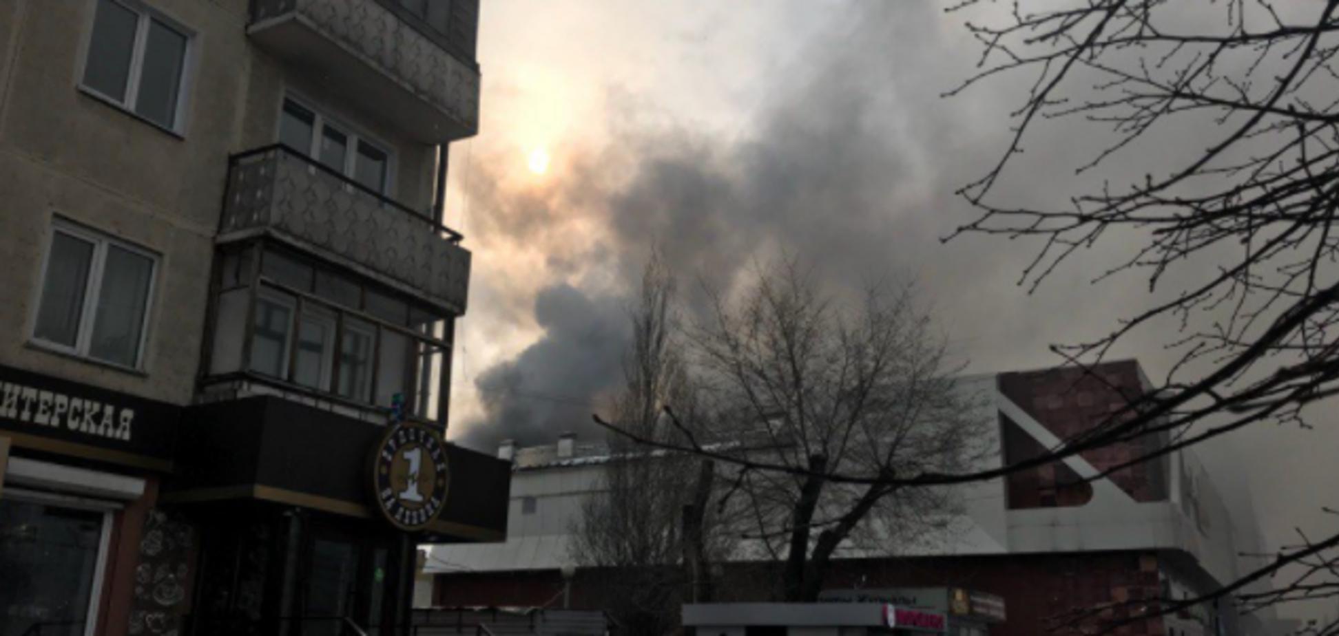 У Росії діти заживо згоріли в ТРЦ