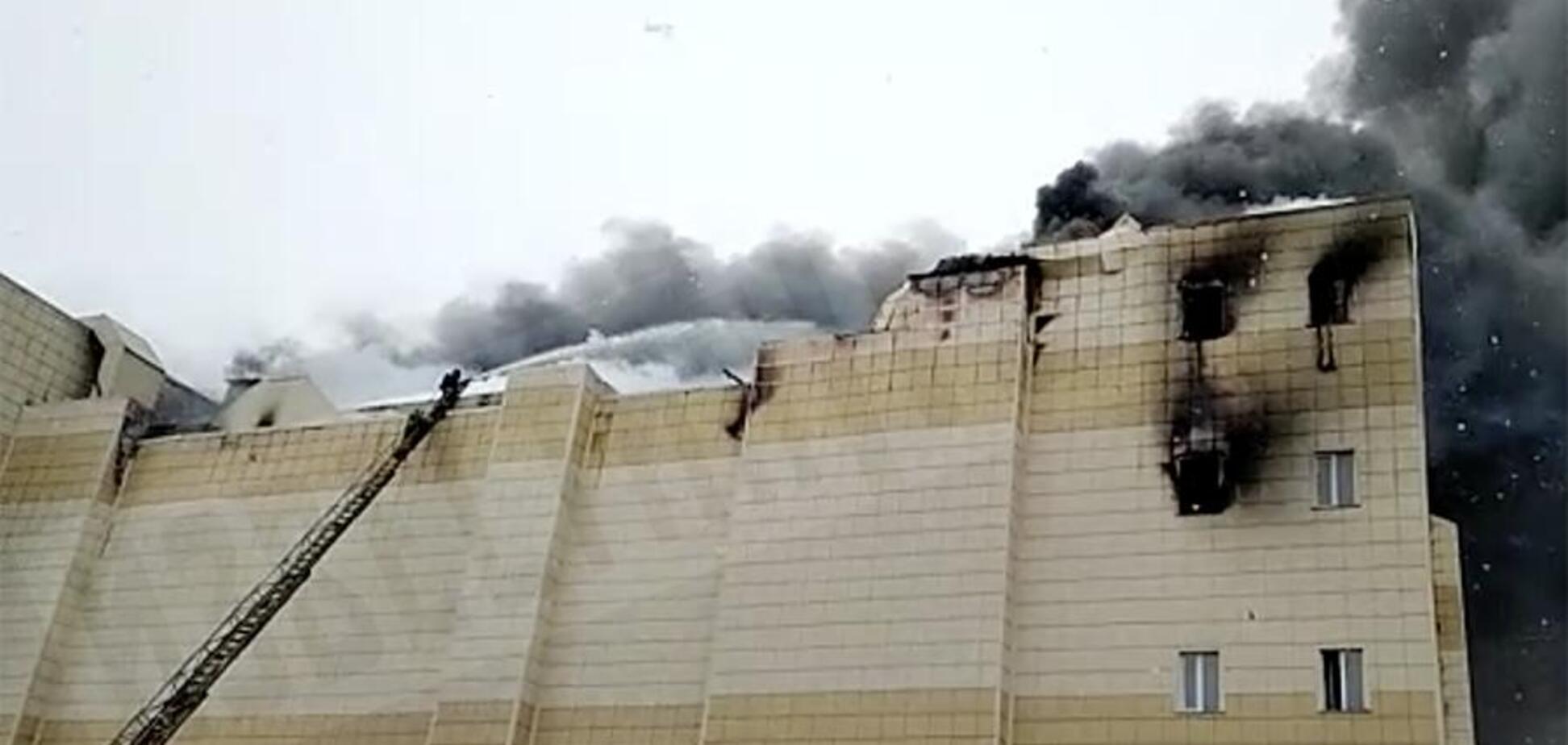 Стало известно о новых жертвах пожара в России