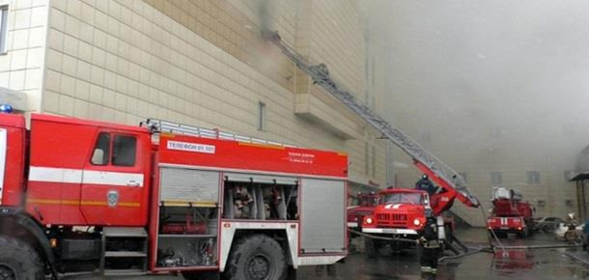 Пожар в Кемерово: коррупционный режим россиянам вылезет боком