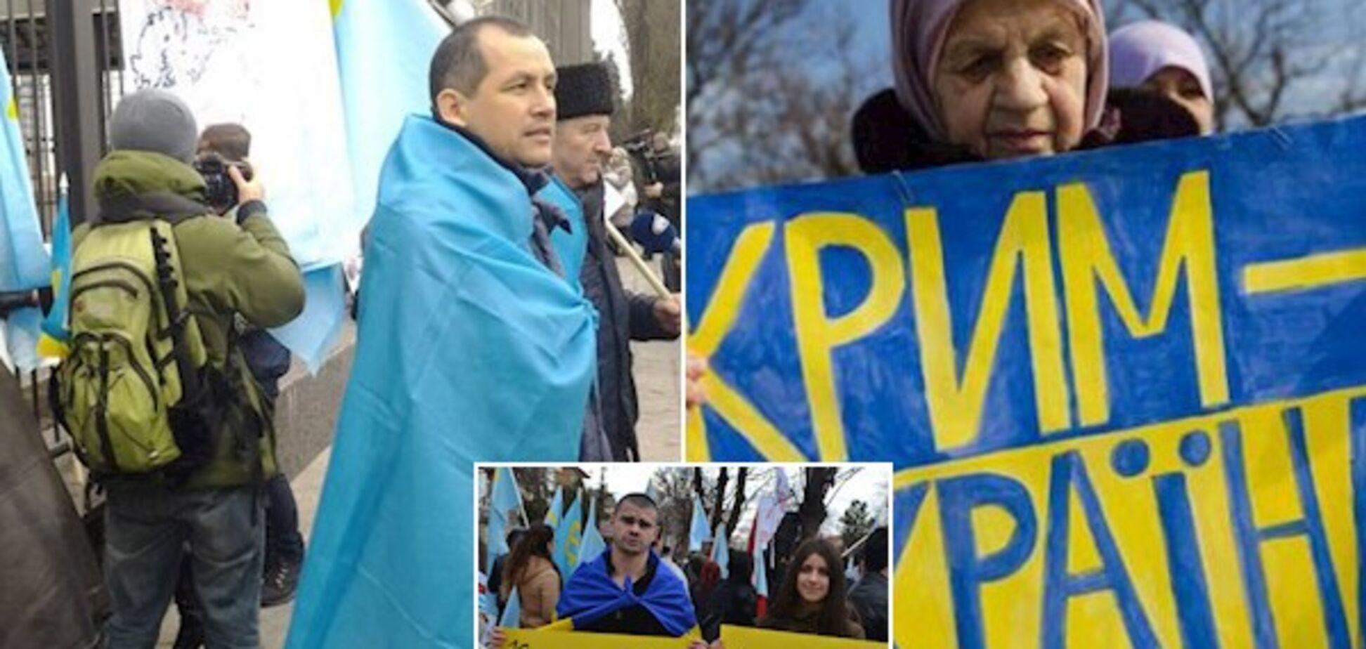 Чийгоз розповів, як прискорити повернення Криму