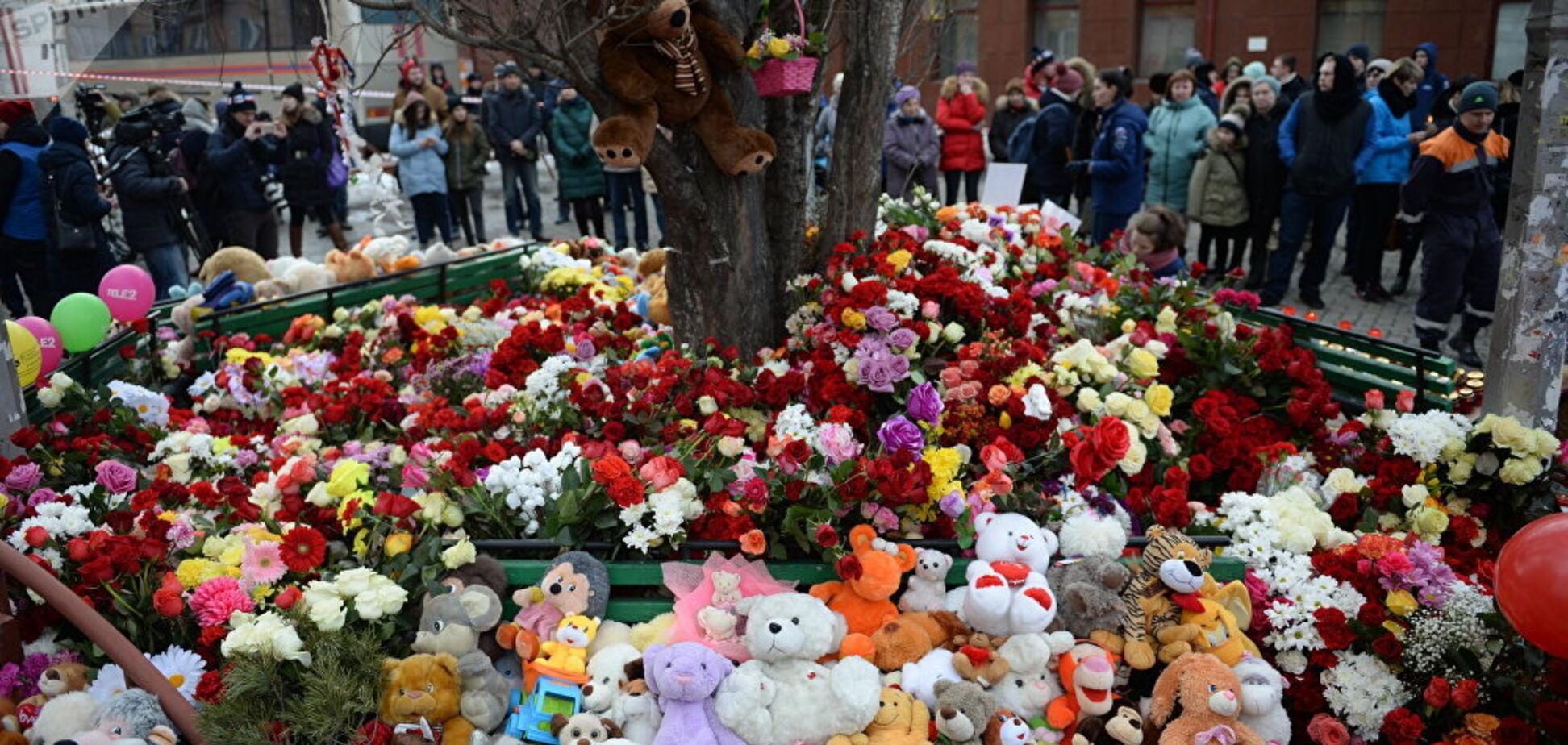 Горы обожженных тел: стало известно, как сгорели дети в ТРЦ Кемерово