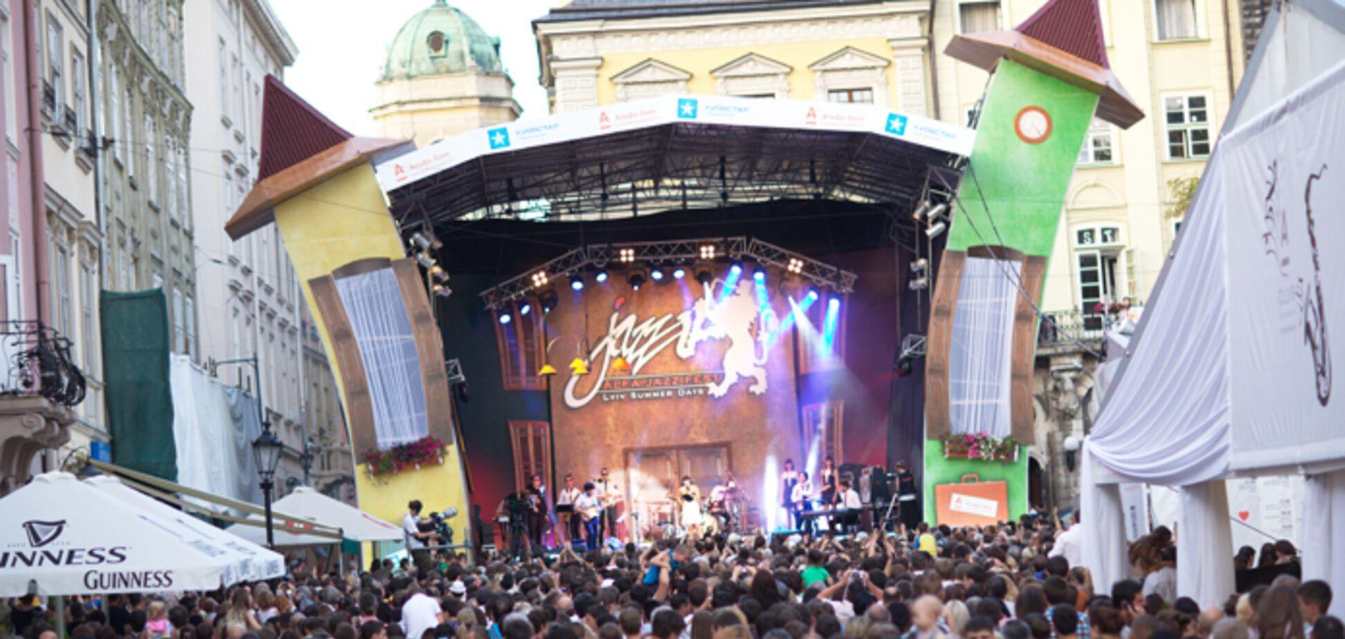 Leopolis Jazz Fest 2018, 27.06-01.07