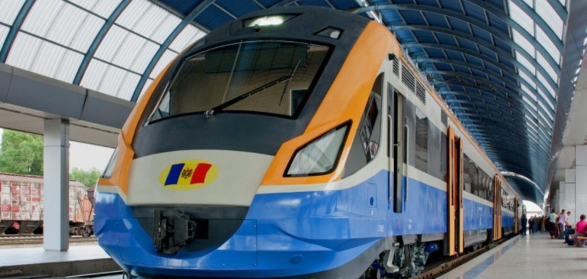 З Кишинева до Одеси запустять сучасний потяг