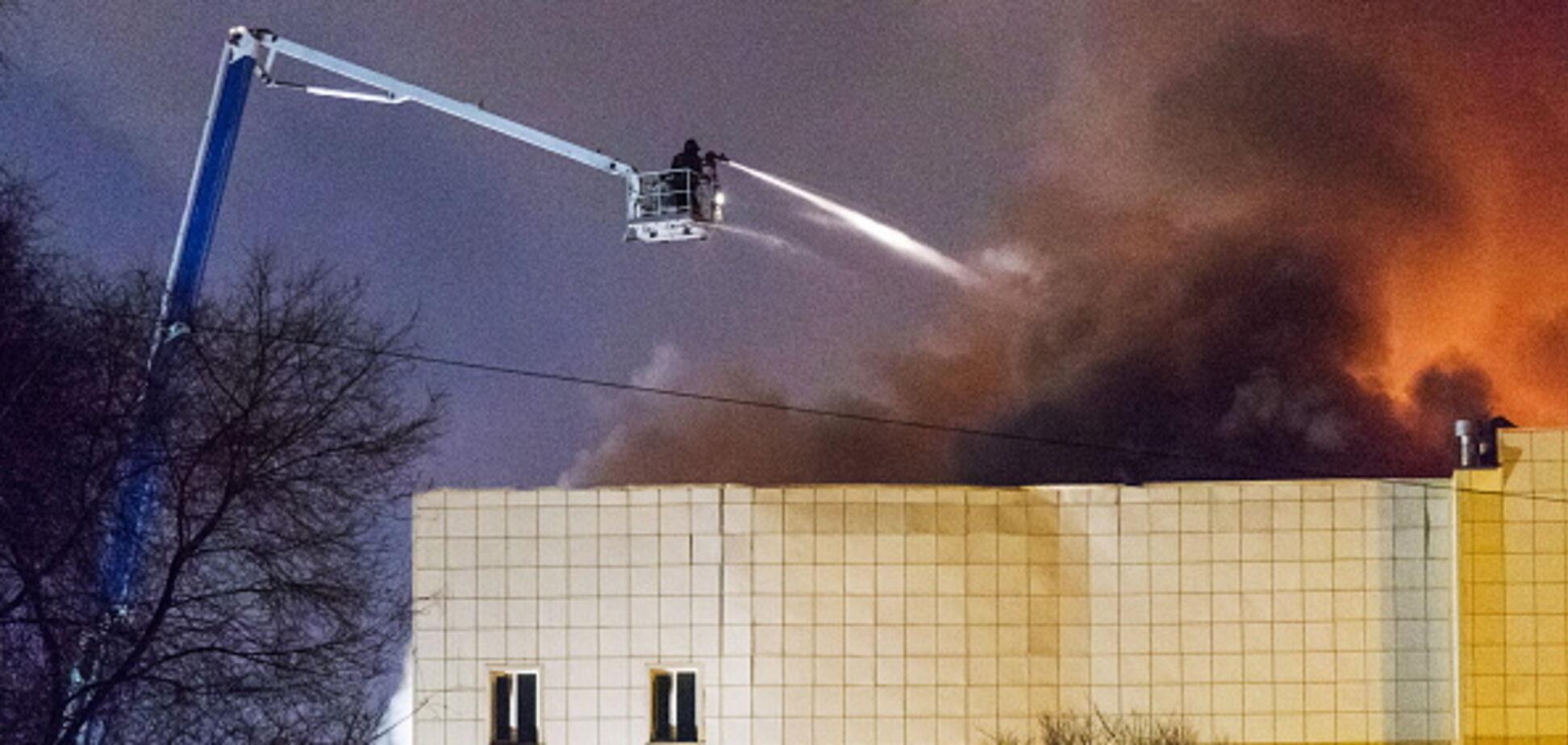 Жуткий пожар в Кемерово: у Путина назвали причину