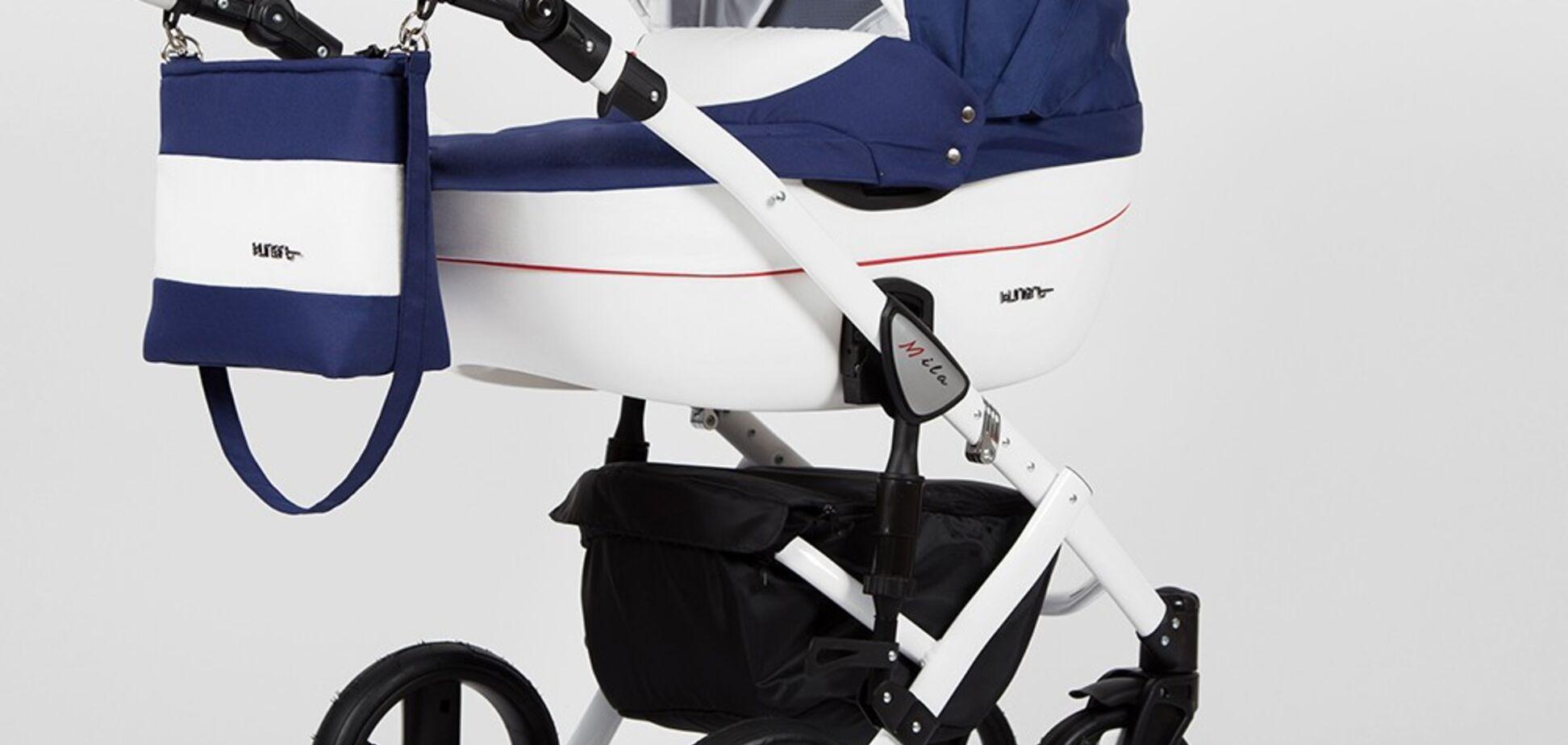 Какая коляска нужна ребенку и родителям?