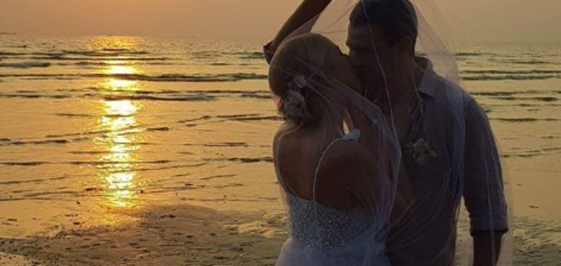 Матвиенко и Мирзоян сыграли еще одну свадьбу на островах