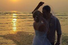 Матвієнко і Мірзоян зіграли ще одне весілля на островах
