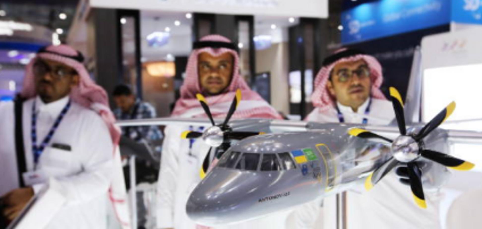 'Антонов' завершает постройку авиазавода в Саудовской Аравии