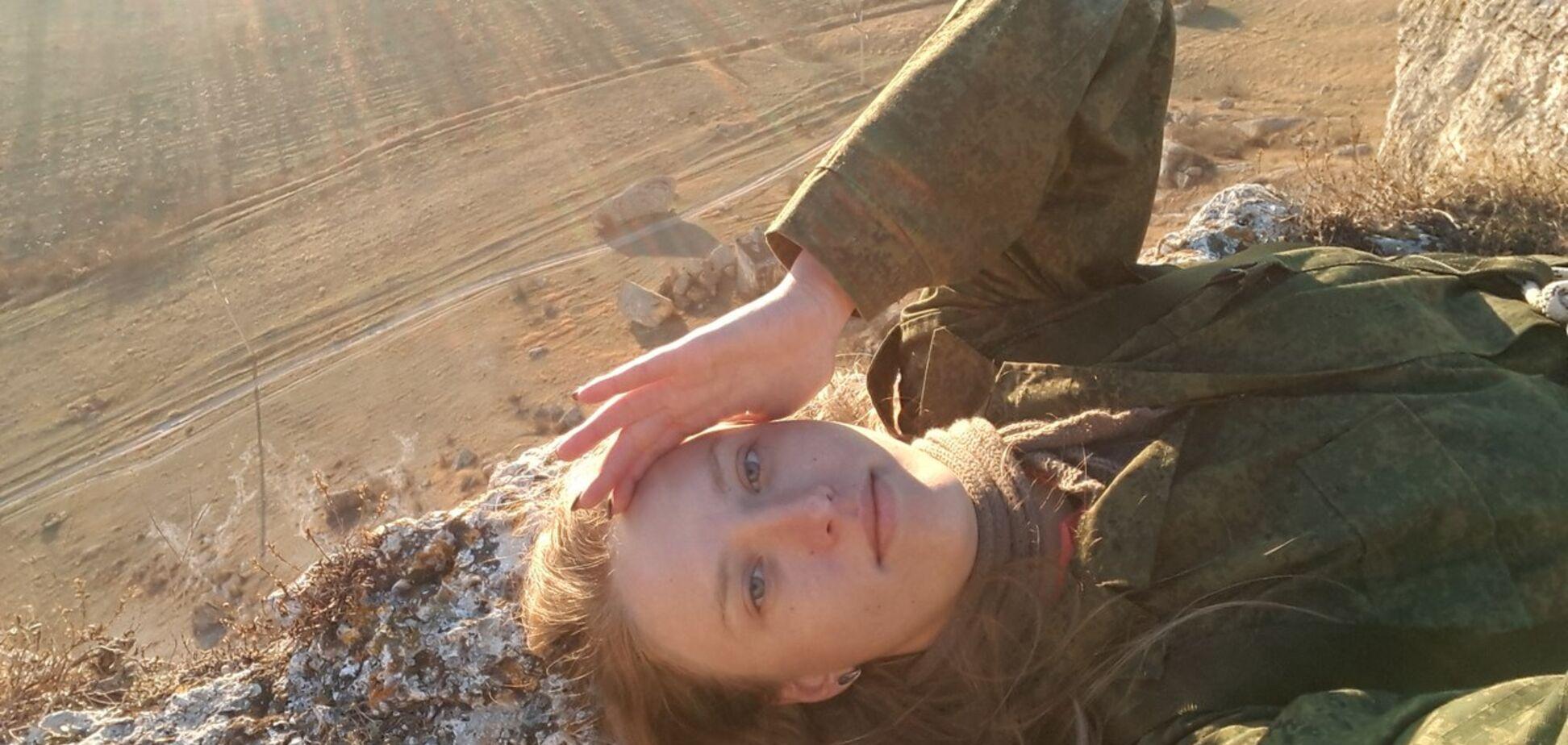 Задержание одиозной 'ДНРовки' в Херсоне: появился рассказ ее свекрови из Крыма