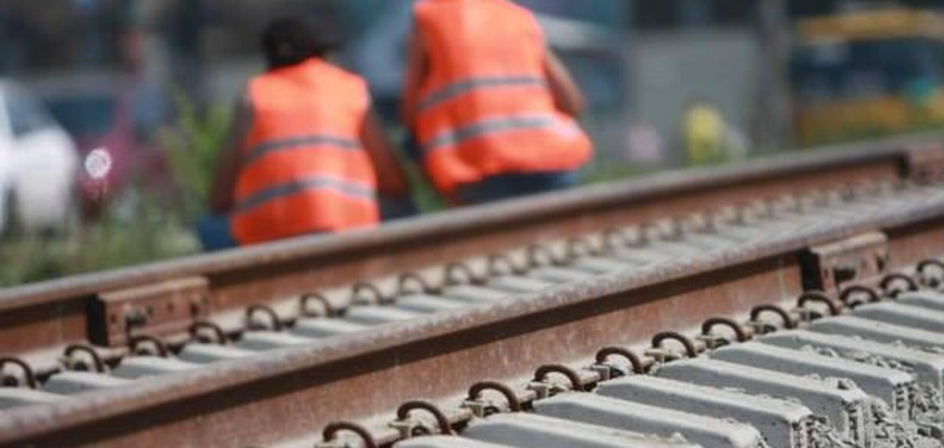 У Києві відремонтують трамвайні переїзди