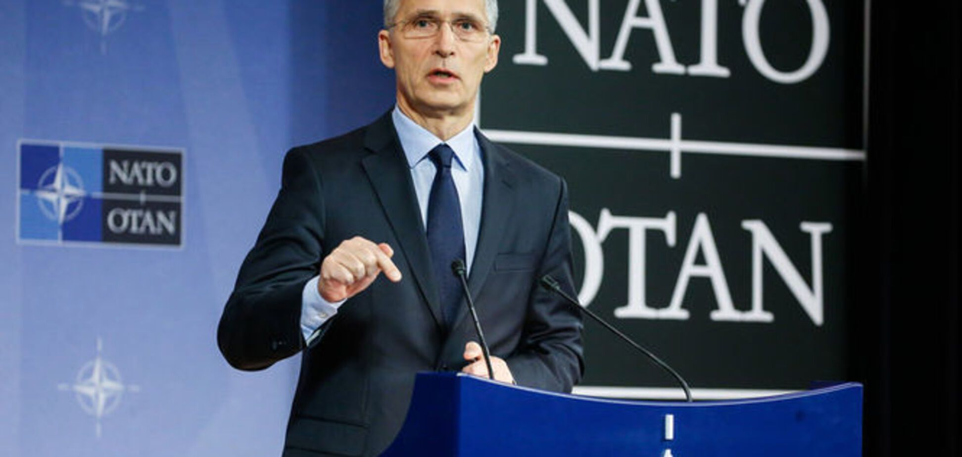 'Крымский сценарий' в Европе: в НАТО расставили точки над 'і'