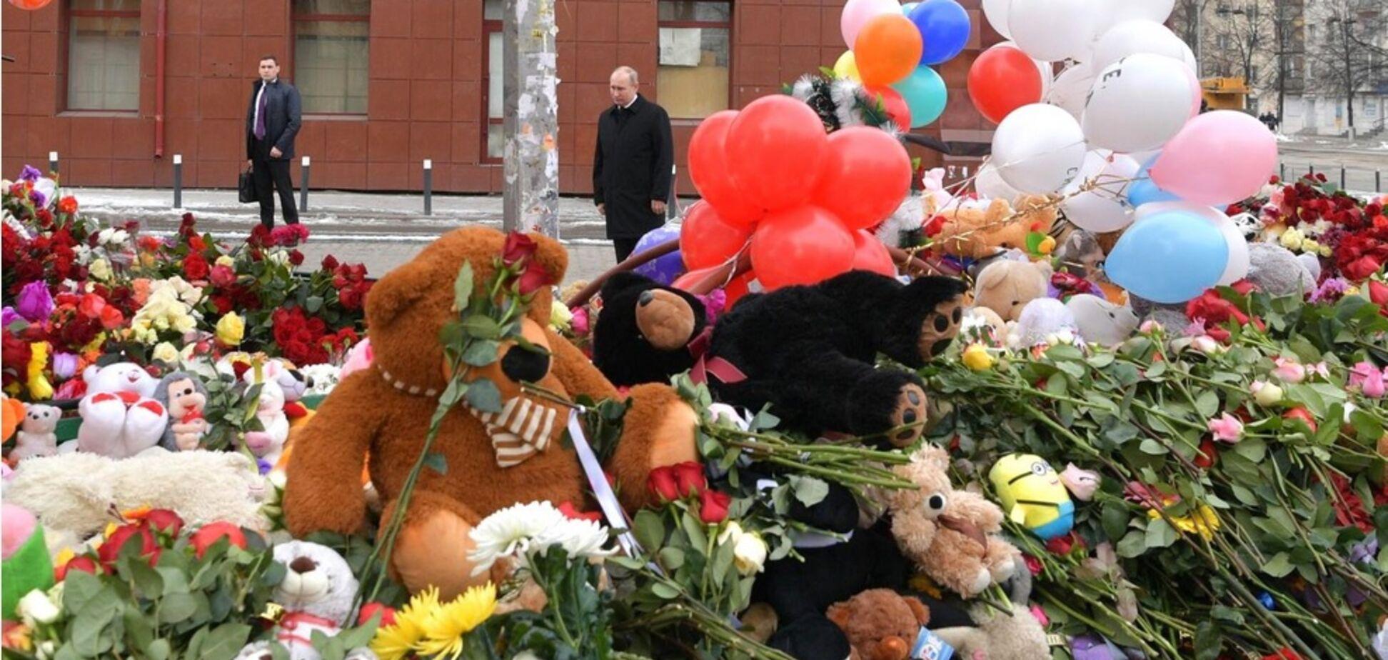 Кемеровське пекло: Слава Рабинович сказав, кого прикриє Путін