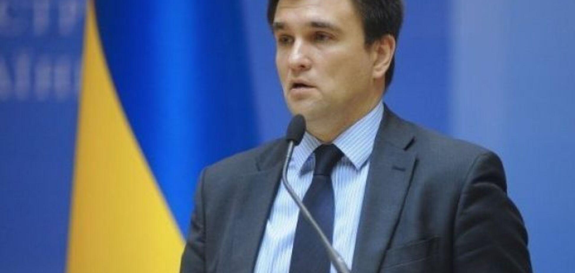 Введение латиницы в Украине: идее Климкина вынесли вердикт