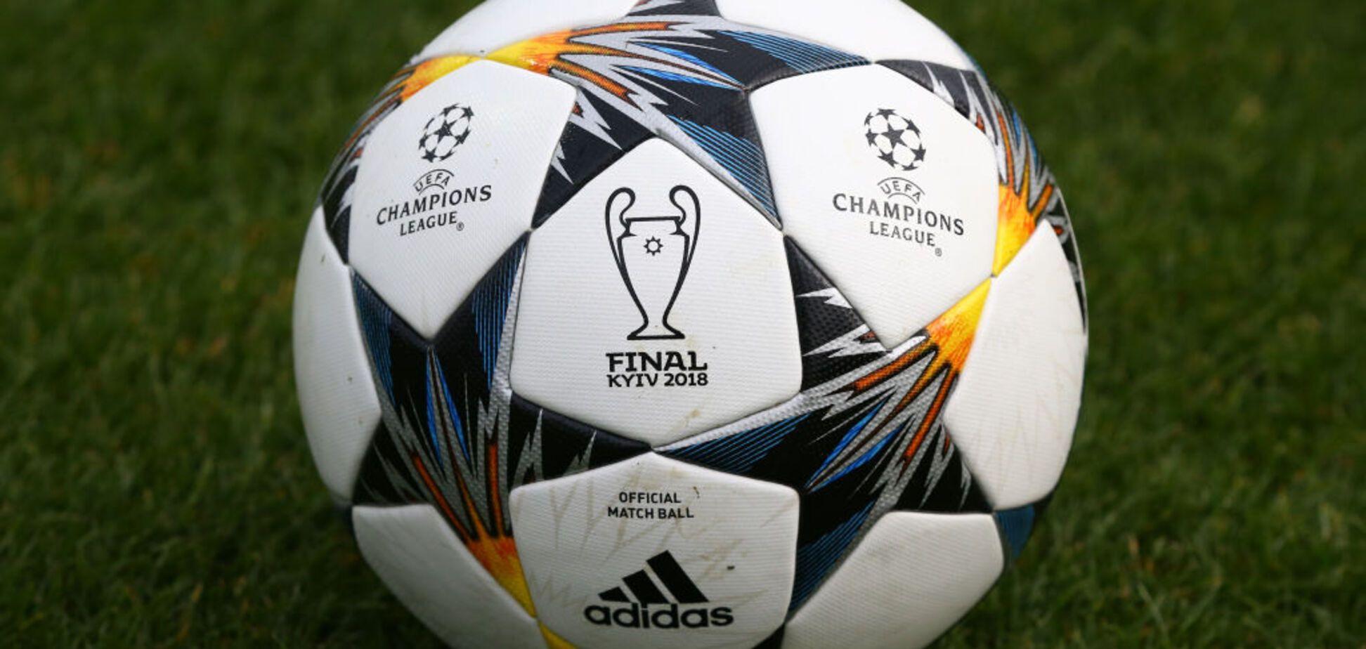 Названо головний виклик для України на фіналі Ліги чемпіонів