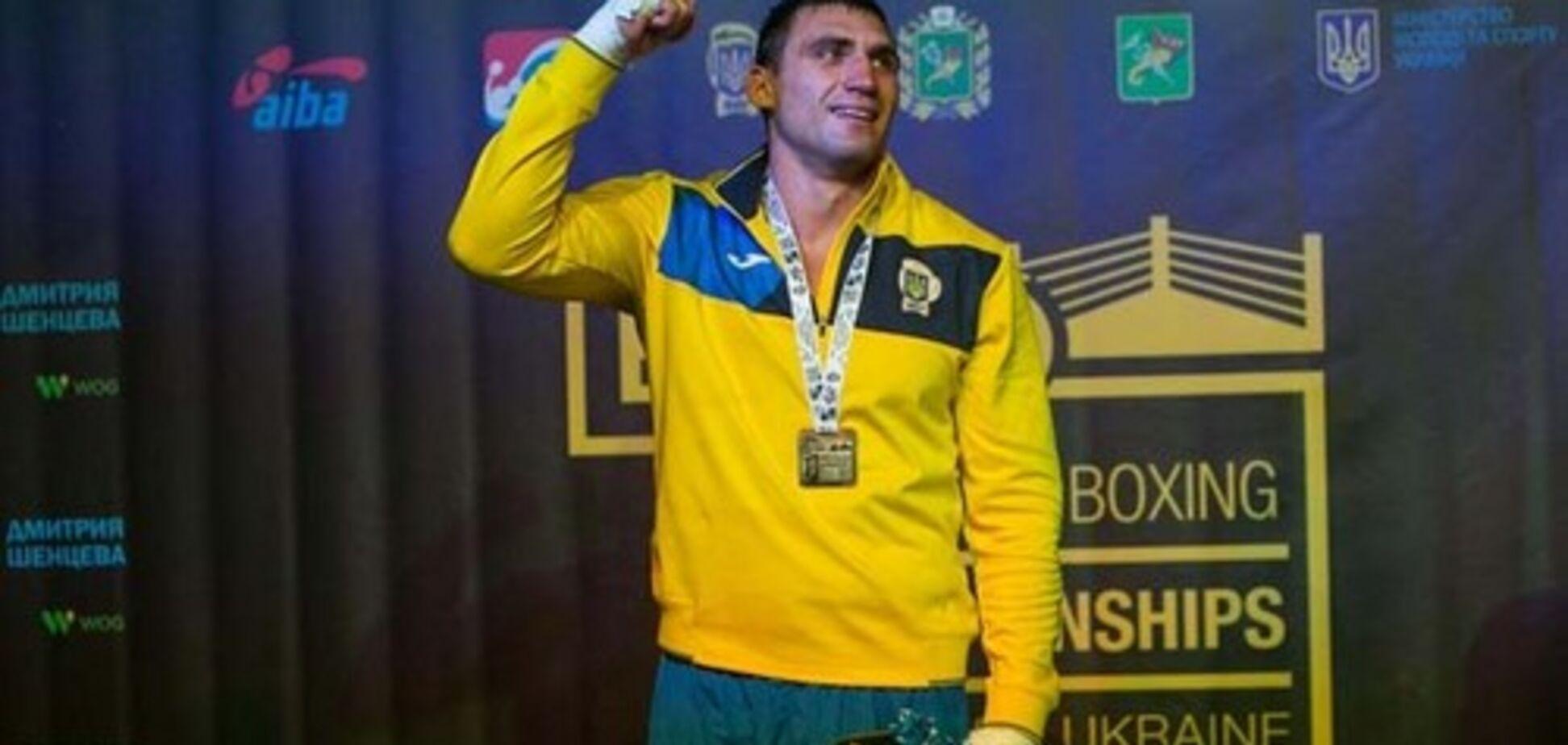 Известный украинский боксер попал на афишу чемпионата Германии