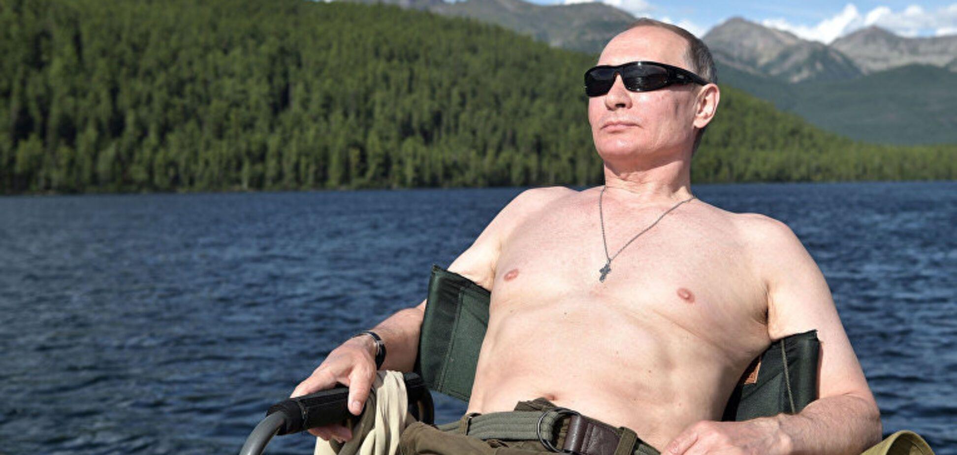 'С голым торсом': Пономарев рассказал о сексуальной жизни Путина