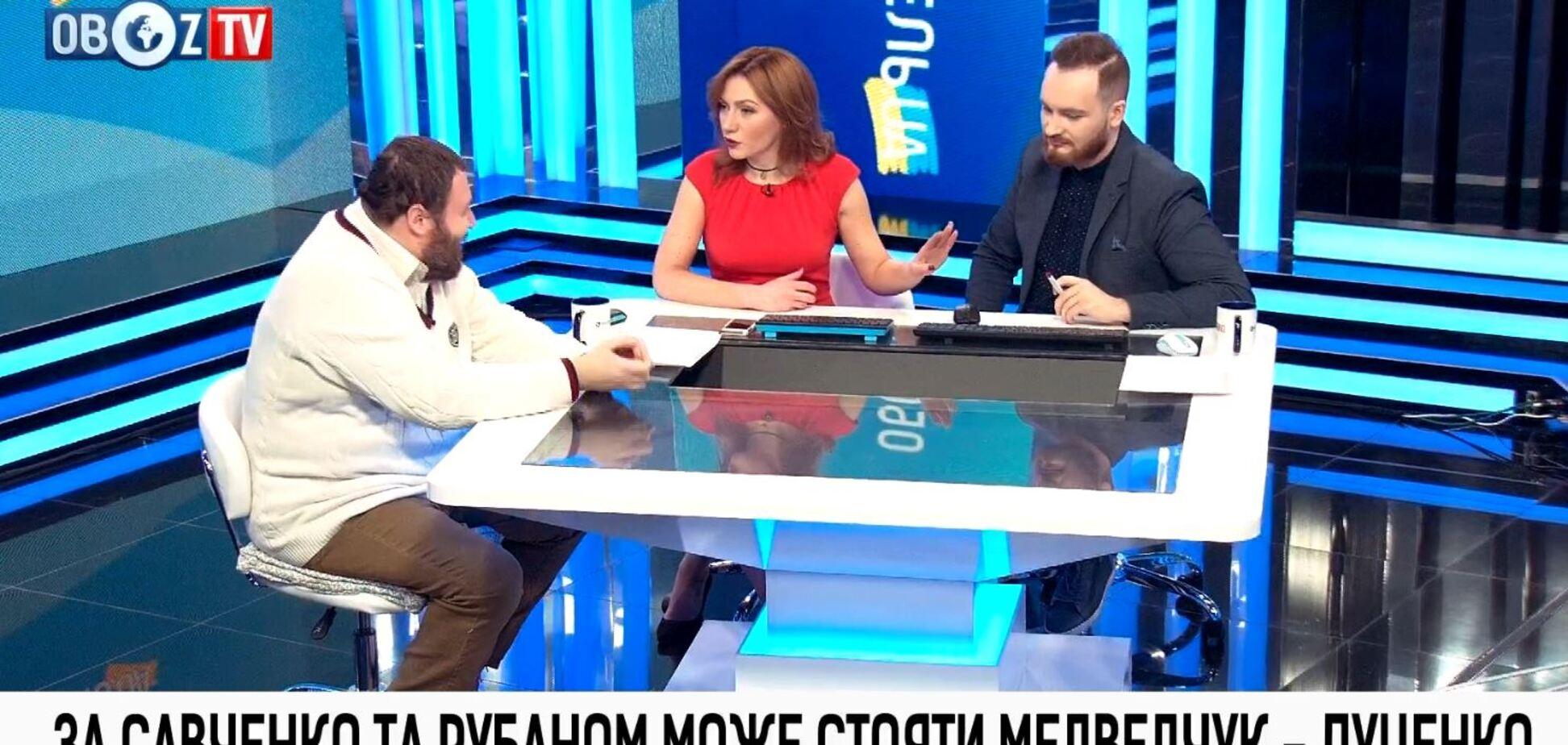 'На всю голову': екс-боєць 'Айдару' розповів про зв'язок Савченко з Медведчуком