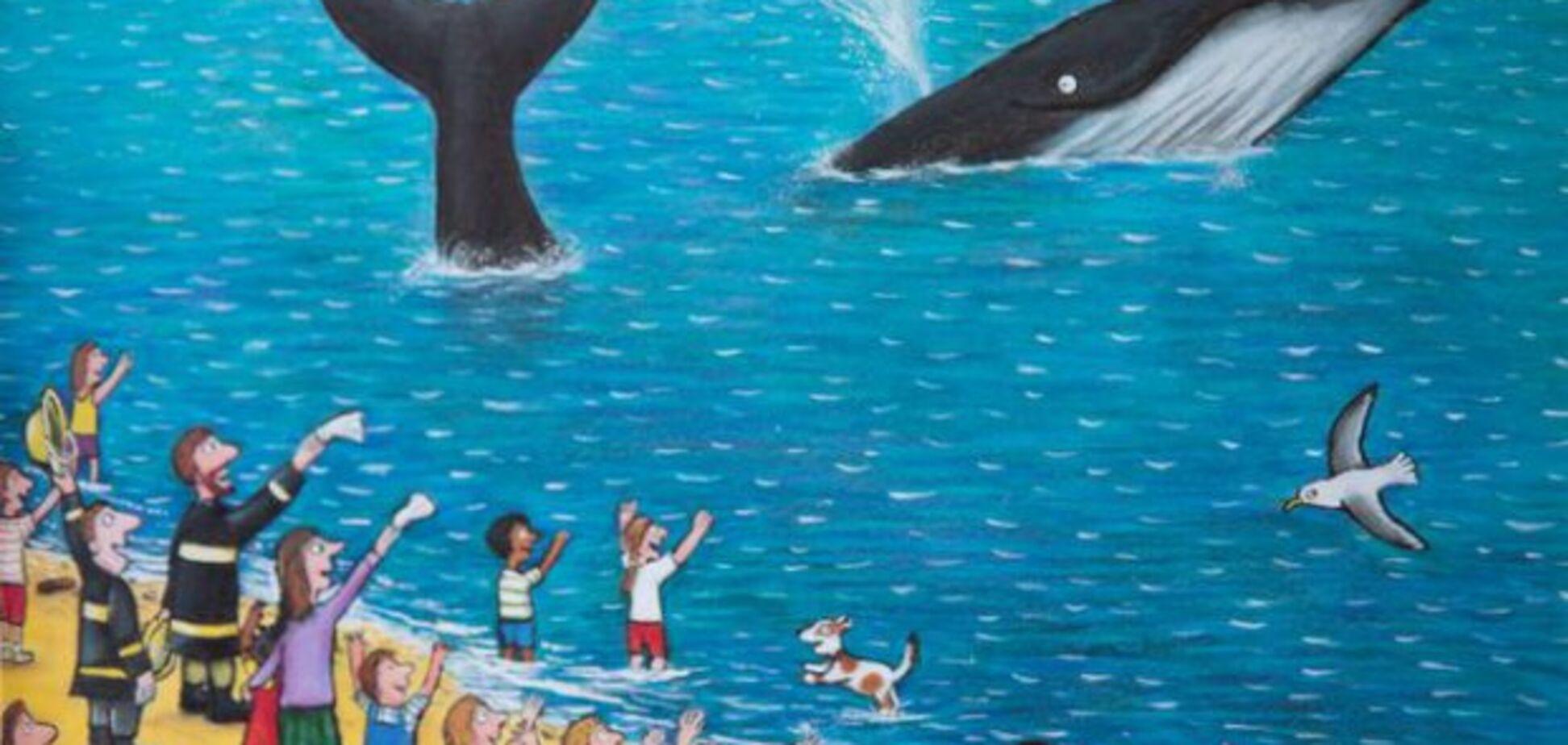 Харків'янам покажуть спектакль про порятунок морського гіганта