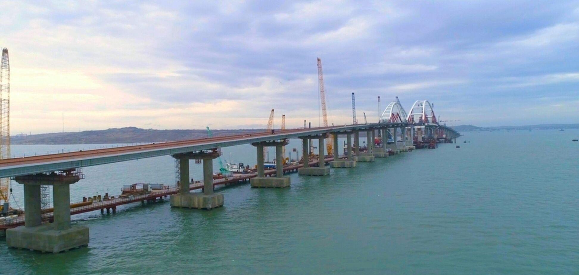 Украинской экономике предрекли сокрушительный урон из-за Крымского моста