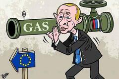 Брутальна газова логіка: Росії дали зелене світло