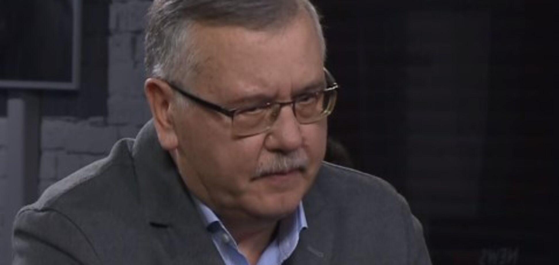 Гриценко пояснив, чому Україні не потрібна ядерна зброя