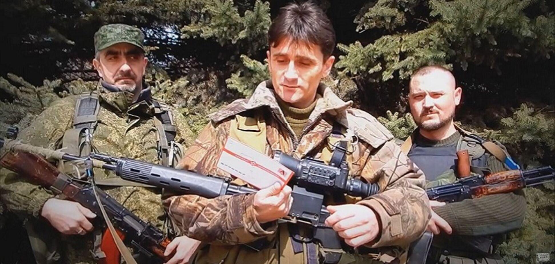 'Врятував бронежилет': у терористів розповіли, хто підстрелив одіозного найманця 'ДНР'
