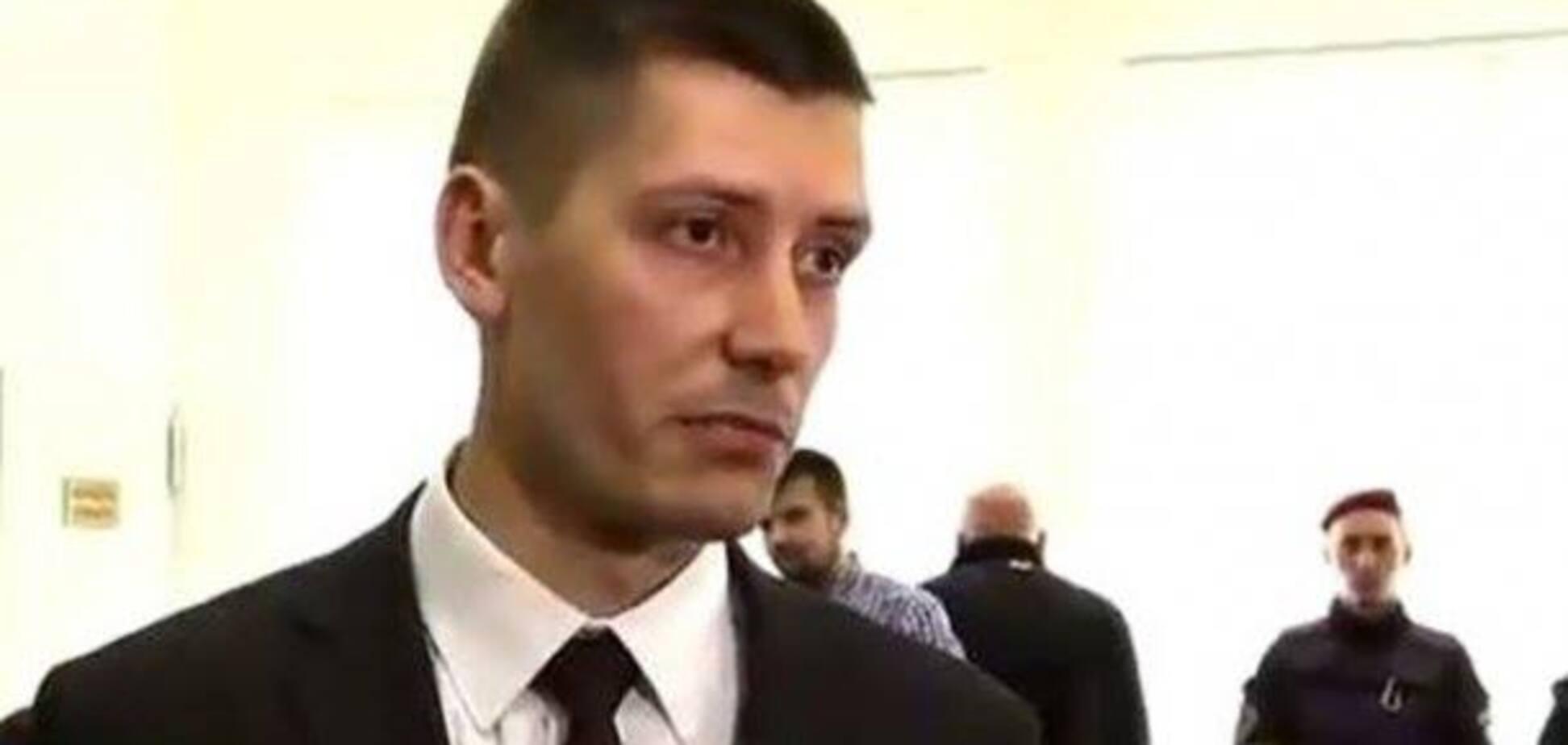 Андрей Перов, прокурор САП