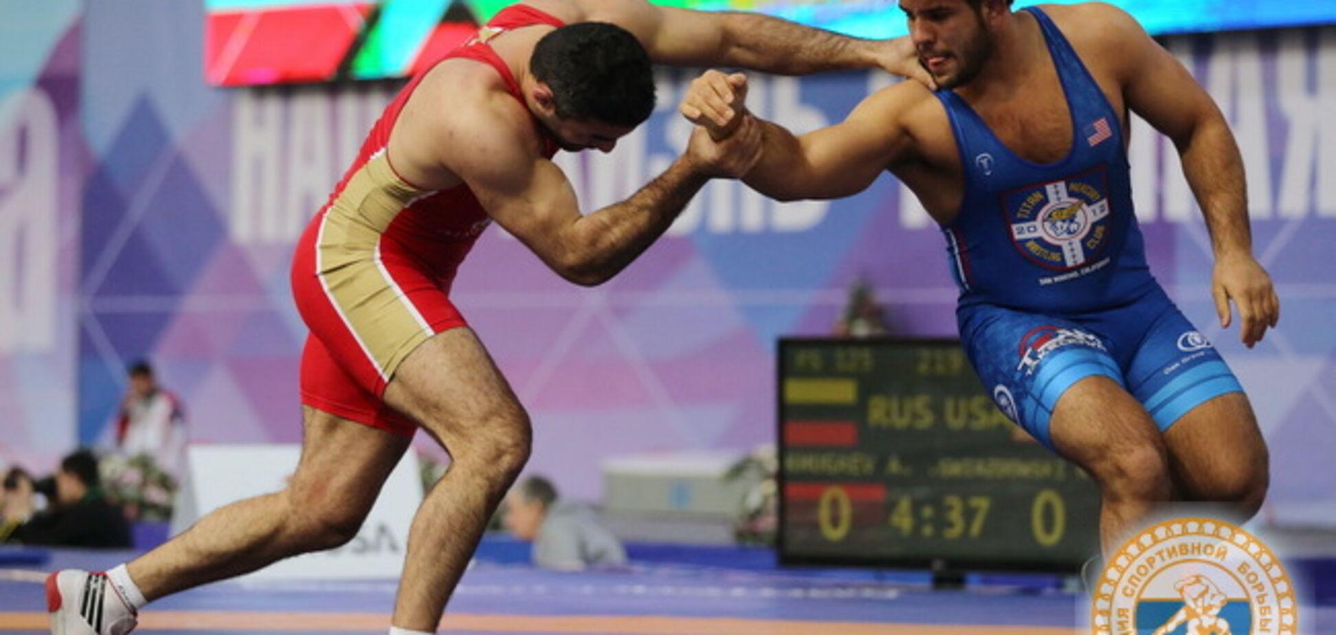 Сборную России не пустили в США на Кубок мира по борьбе